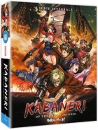 Anime - Kabaneri of the Iron Fortress - Intégrale - Coffret Blu-ray
