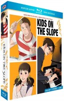 vidéo manga - Kids on the Slope - Intégrale Blu-ray - Saphir
