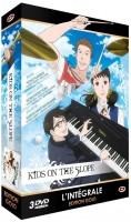 vidéo manga - Kids on the Slope - Intégrale Gold