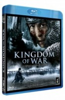 vidéo manga - Kingdom of War - BluRay