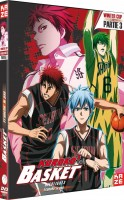 Kuroko's Basket - Winter Cup - Film 3 - Franchir le pas