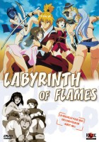 Dvd -Labyrinth of Flames - VOSTF