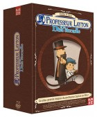 Dvd -Professeur Layton Film 1 La Diva Eternelle - Collector