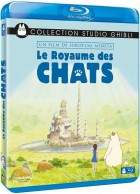 Dvd -Royaume des Chats (le) - Blu-Ray
