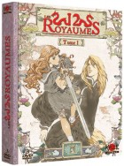anime - 12 royaumes (les) - VOSTF Vol.1