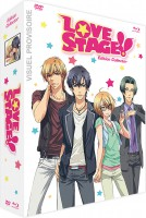 Dvd -Love stage - Intégrale Collector Blu-Ray