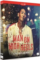 vidéo manga - Man on High Heels - Combo Blu-ray + DVD