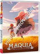 vidéo manga - Maquia, When the Promised Flower Bloom - DVD
