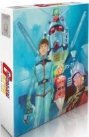 vidéo manga - Mobile Suit Gundam Trilogy - Collector Blu-Ray