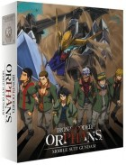 Mobile Suit Gundam - Iron-Blooded Orphans - Edition Collector - Blu-Ray Vol.1