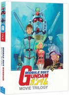 anime - Mobile Suit Gundam Trilogie - Edition Collector Blu-Ray