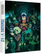 Anime - Mobile Suit Gundam - The Origin V et VI - Coffret Blu-Ray