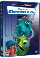 Dvd -Monstres & Cie