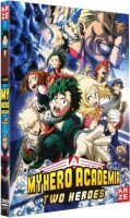 vidéo manga - My Hero Academia - Two heroes - DVD