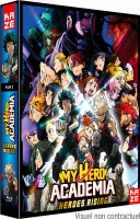 My Hero Academia - Film 2 - Heroes Rising - Blu-Ray+ DVD