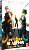 My Hero Academia - Film 2 - Heroes Rising - DVD