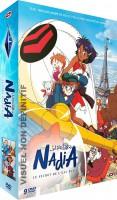 vidéo manga - Nadia, le Secret de l'Eau Bleue - Collector