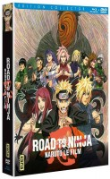 anime - Naruto Shippuden Film 6 - Road To Ninja - Blu-Ray