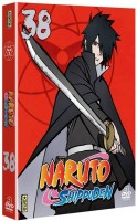 anime - Naruto Shippuden - Coffret Vol.38