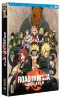 anime - Naruto Shippuden Film 6 - Road To Ninja - Blu-Ray - Collector