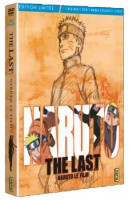 Dvd -Naruto The last - The Movie - Blu-Ray