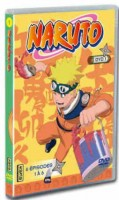 Dvd -Naruto Vol.1