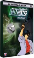 Dvd -Nicky Larson/City Hunter VOVF Uncut Saison 1 Vol.7