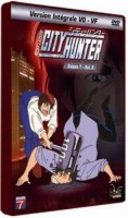 Nicky Larson/City Hunter VOVF Uncut Saison 1 Vol.8