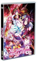 No Game No Life Zero - Film - DVD