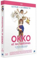 Okko et les fantômes - Edition Collector Combo Blu-ray