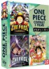 Anime - One Piece - Pack 3 films - Blu-Ray - Coffret Vol.2