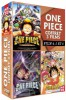 Anime - One Piece - Pack 3 films - Coffret Vol.2