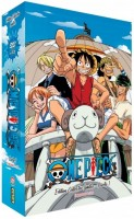 anime - One Piece - Edition limitée collector A4 - Partie 1