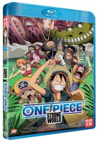 One Piece - Film 10 - Strong world - Blu-Ray