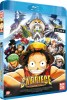 manga animé - One Piece - L'aventure Sans Issue - Film 4 - Blu-Ray
