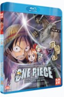 One Piece - Film 5 - La malédiction de l'épée sacrée - Blu-Ray