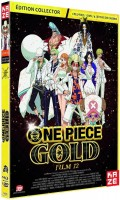 One Piece - Film 12 - Gold - Edition Collector