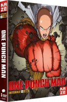 Anime - One Punch Man - Saison 1 - Intégrale - DVD