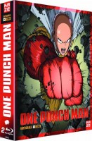 Dvd -One Punch Man - Saison 1 - Intégrale Collector - Blu-Ray