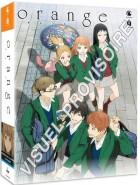 Orange - Intégrale DVD