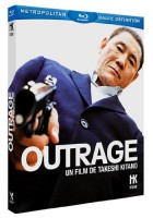 film - Outrage Blu-Ray