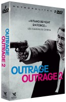 Dvd -Coffret Outrage + Outrage 2
