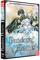 anime - Pandora Hearts Vol.3