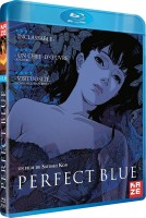 vidéo manga - Perfect Blue - Blu-Ray