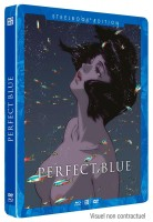 Perfect Blue - Blu-Ray + DVD - Edition Steelbook