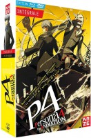 anime - Persona 4 The Animation - Intégrale Collector Blu-Ray