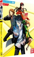 Mangas - Persona 4 The Animation - Coffret Vol.2