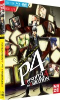 anime - Persona 4 The Animation - Coffret Vol.3