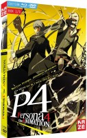 Mangas - Persona 4 The Animation - Coffret Vol.1