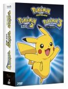 Pokémon - Coffret - Films 1 à 3